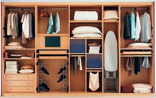 Шкафы купе дизайн и наполнение